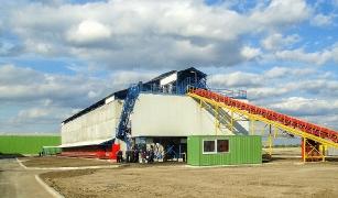 Реконструкция бывшей МТФ N2 под сельскохозяйственный комплекс по производству и хранению семян зерна кукурузы, подсолнечника и рапса общей мощностью 18250 тонн в год_1